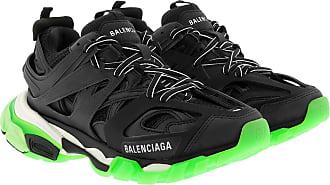 Balenciaga Sneakers - Sneakers Track Glow Black/Green - black - Sneakers for ladies