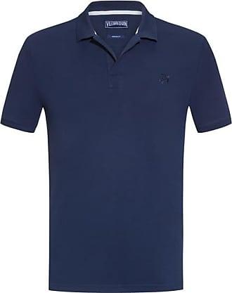 Vilebrequin Polo-Shirt Regular Fit (Blau) - Herren