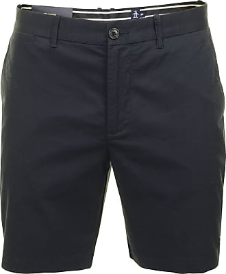 Original Penguin Mens Chino Shorts (Dark Sapphire) 38