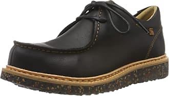 El Naturalista Unisex Adults Pizarra Boat Shoes, Black (Black 000), 12 UK 3