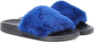 Givenchy Sandali con pelliccia di visone 4873672f05b