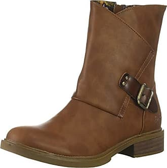 d9ccf3f5534 Blowfish Womens Visitor Ankle Boot Whiskey Tombstone 8.5 Medium US