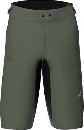 Zimtstern Trailstar Evo Short Pantaloni da ciclismo Uomo   olivia/nero