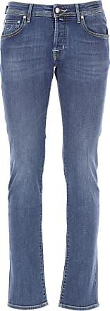 Jacob Cohen Jeans On Sale, Denim Blue, Cotton, 2019, US 31 - EU 47 US 32 - EU 48 US 33 - EU 49 US 34 - EU 50 US 35 - EU 51 US 36 - EU 52