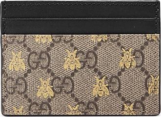 Gucci business card holders for women 41 items stylight gucci linea a gg supreme card case colourmoves
