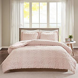 INTELLIGENT DESIGN Laila Comforter Mini Set, Blush