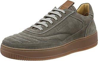 Pantofola D'oro Almond41 Basses SupremaBaskets EU HommeGris438 stdBQhrCx