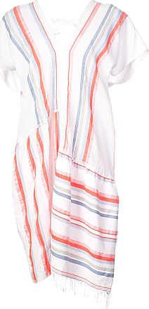 Lemlem Vestido Asha - Branco
