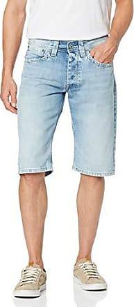 PEPE Jeans Shorts Cash w30-w33 UOMO DENIM BLUE BERMUDA PANTALONI CORTI PANTS NUOVO