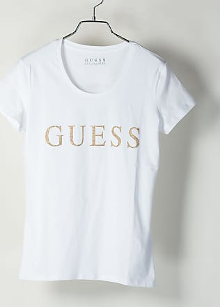 Guess T-SHIRT LOGO FRONTALE DONNA