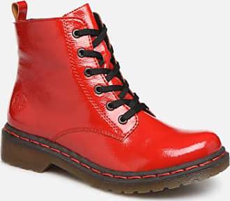 online store deab4 4c10a Damen-Schuhe in Rot von Rieker® | Stylight