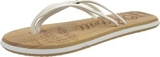 O'Neill Womens Fw Ditsy Sandalen Flip Flops, White (Powder White 1030), 4 UK (37 EU)