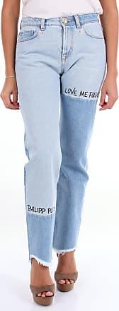 Philipp Plein Regular Jeans chiaro