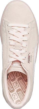 Puma Suede Classic Satin WnS Låga Sneakers Rosa PUMA