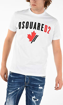 Dsquared2 Crew-Neck COOL FIT T-shirt with Print Größe Xxl