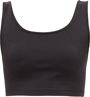 Wardrobe.NYC Wardrobe.nyc - Technical Stretch-jersey Crop Top - Womens - Black