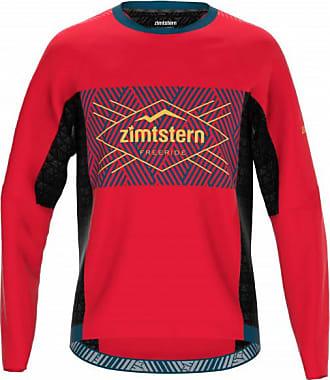 Zimtstern Techzonez Shirt L/S Maglietta da ciclismo Uomo   turchese