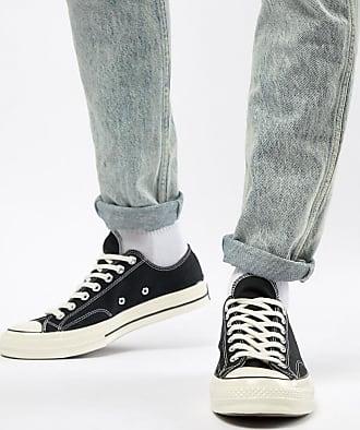 Converse Chuck - Taylor All Star 70 Ox - Schwarze Sneaker - 162058C
