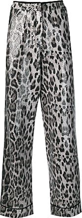 In The Mood For Love Pantaloni Loren con paillettes - Di colore grigio