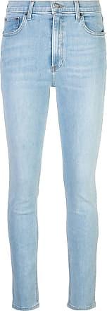 Reformation Calça jeans High & Skinny - Azul