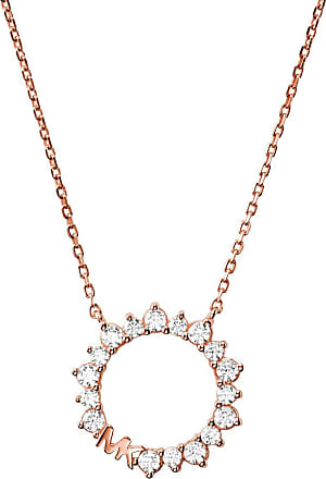 Michael Kors Kors Mk Necklace Rose Gold