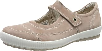 Legero Womens Tanaro Closed Toe Ballet Flats, Pink Powder Pink 56, 4.5 UK