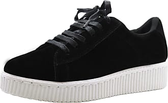 Saute Styles Ladies Womens Platform Lace Up Flatform School Flat Trainers Creepers Shoes Size 4