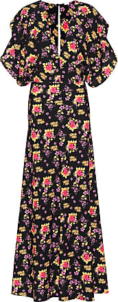 Dodo Bar Or Floral printed jersey maxi dress