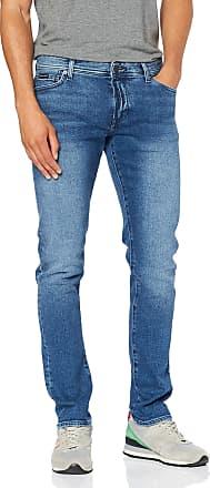 A X Armani Exchange Mens J14 Skinny Fit Jeans, Blue (Indigo Denim 1500), 22W / 28L