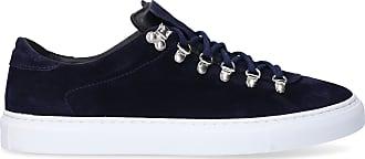 Diemme Sneaker low MAROSTICA Veloursleder Logo blau