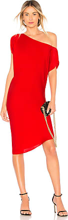 Milly Julena Dress in Red
