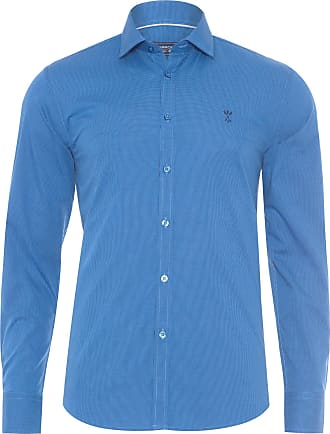 Arrow CAMISA MASCULINA CASUAL SLIM - AZUL