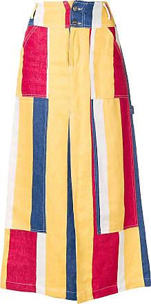 Études Studio Études X Karl Kani Personnage skirt - Yellow