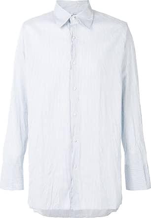 Wales Bonner Camisa mangas longas - Azul