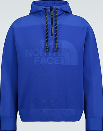 The North Face Engineered-Knit hooded sweatshirt