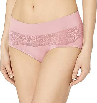 Warner's Womens Cloud 9 Seamless Hipster Panty, Coral Blush, XL