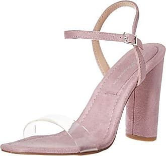 24f9613ed79 BCBGeneration BCBG Generation Womens Ilsie Dress Sandal Pump Lilac Clear  6.5 M US