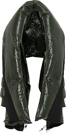 Unravel Puffer cape coat