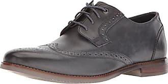 Rockport Mens Style Purpose Wing Blucher Shoe, dark shadow, 14 M US