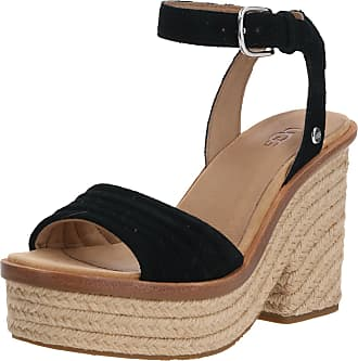 UGG Sandalette LAYNCE beige / schwarz