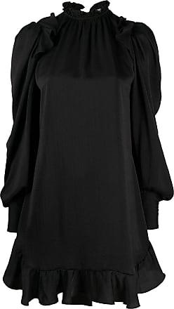 Zadig & Voltaire Ruins open-back dress - Black