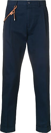 Berwich Calça de sarja - Azul