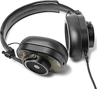 Master & Dynamic Mh40 Camouflage-print Leather Over-ear Headphones - Army green