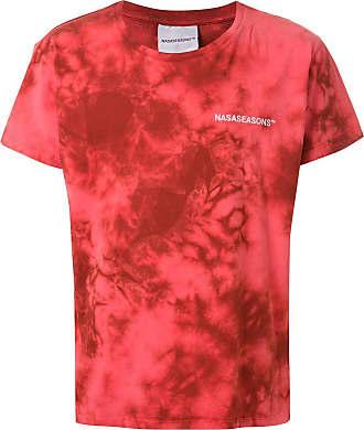 Nasaseasons Camiseta Sanguine - Vermelho