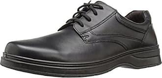 Naot Mens Thomas Work Shoe, Black, 40 EU/7 M US