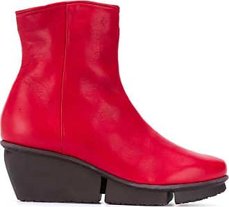 Trippen Force Sat boots - Vermelho