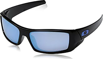 c1d4d8d2f65 Oakley Mens Gascan Polarized Rectangular Sunglasses