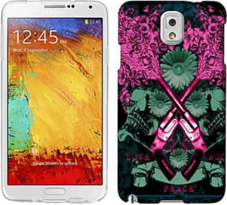 Mundaze Mundaze Peaceful Guns Phone Case Cover for Samsung Galaxy Note 3