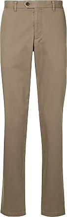 Durban slim-fit trousers - Brown