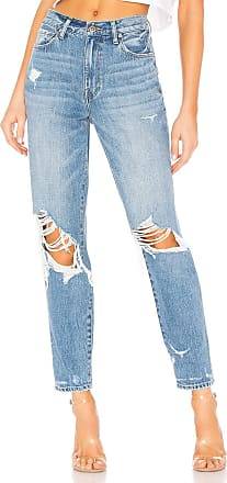 Pistola Denim Presley High Rise Vintage 90s Roller in Blue